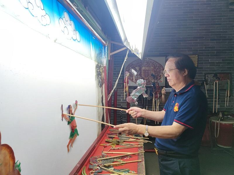 杨兆波:中华民族文化是最自信和最有气度的文化