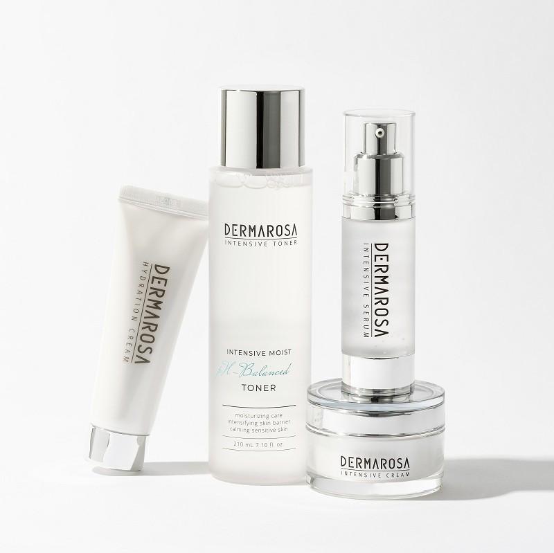 Dermarosa专业皮肤护理:8重玻尿酸精华液 解锁肌肤深层补水密码